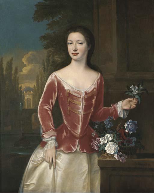 John Verelst (fl.1698-1734)
