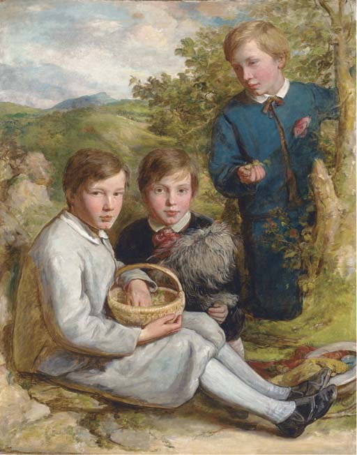 Edward Opie (1810-1894)