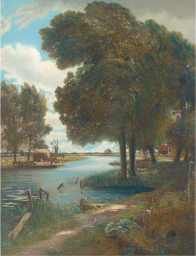 Follower of John Constable, R.