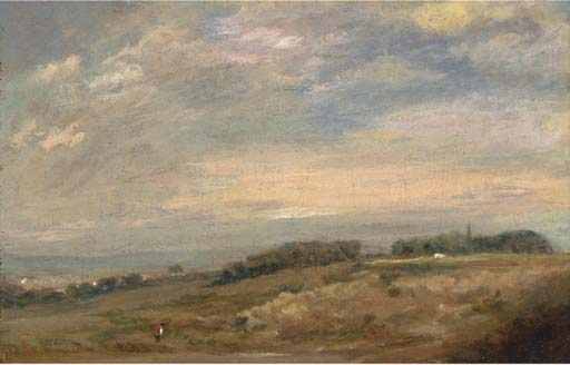 Manner of John Constable, R.A.