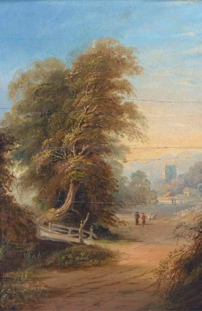 Samuel David Colkett (1800/6-1