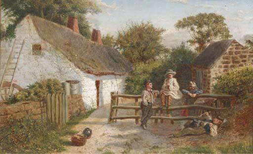 James R. Edgar (Fl.1860-1870)
