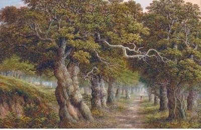 Charles Leaver, circa 1872