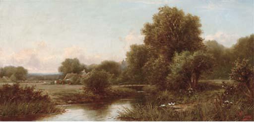 Henry Maidment, circa 1905