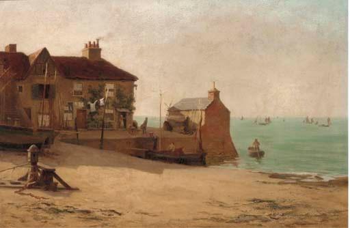 William Graham Buxton (fl.1885