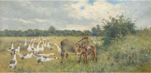 Herbert William Weekes (fl.1864-1904)