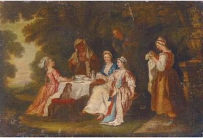 Manner of William Hogarth