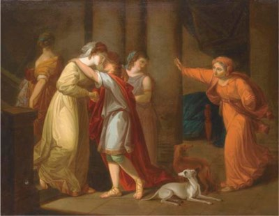 After Angelica Kauffmann