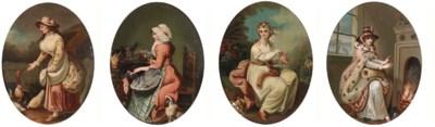 Circle of Moses Haughton (1734