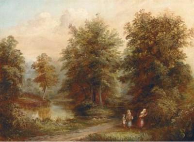 Joseph Mellor, late 19th Centu