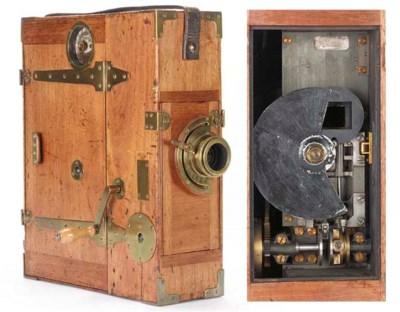 Cinematographic camera no. 110