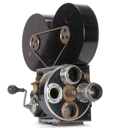 Model 2709B Cinematographic Ca