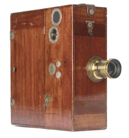 Williamson Cinematographic cam