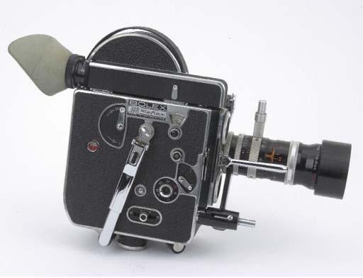 Ciné cameras