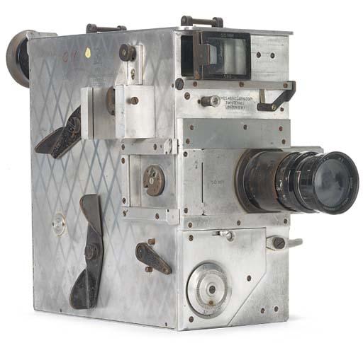 NS Ciné Camera No. 580