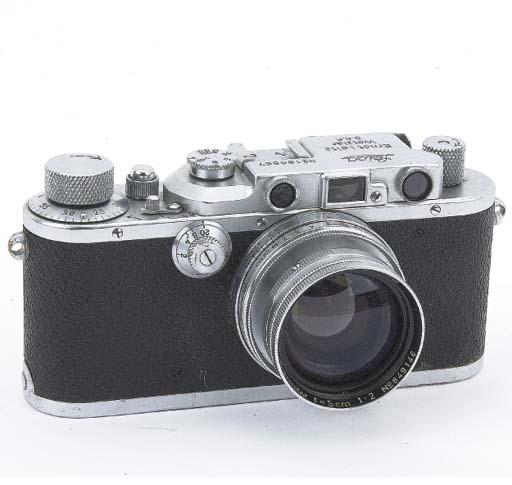 Leica III no. 166867