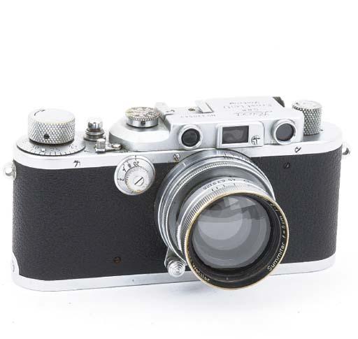 Leica III no. 330549