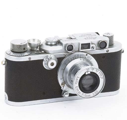 Leica IIIa no. 200263