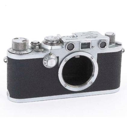 Leica IIIf no. 655330
