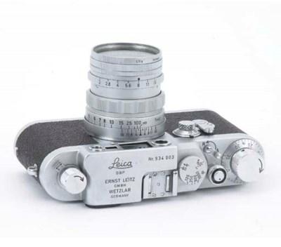 Leica IIIg no. 934003