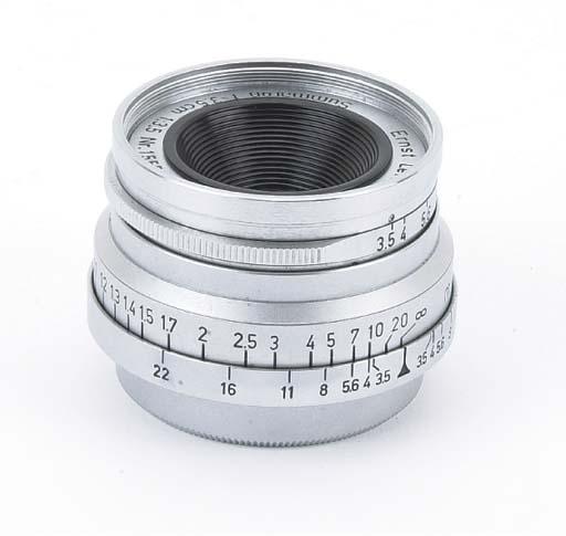 Summaron 3.5cm. f/3.5 no. 1555