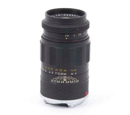 Elmarit f/2.8 90mm. no. 242681