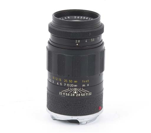 Elmarit f/2.8 90mm. no. 2426810