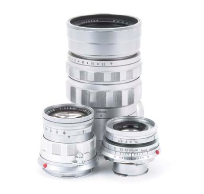 Leica M-fit lenses
