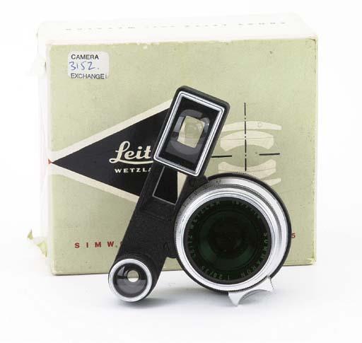 Summaron f/2.8 35mm. no. 1677116
