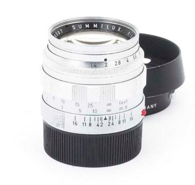 Summilux f/1.4 50mm. no. 20280