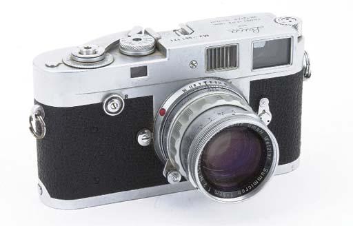 Leica M2 no. 961171
