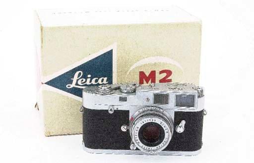 Leica M2 no. 970579