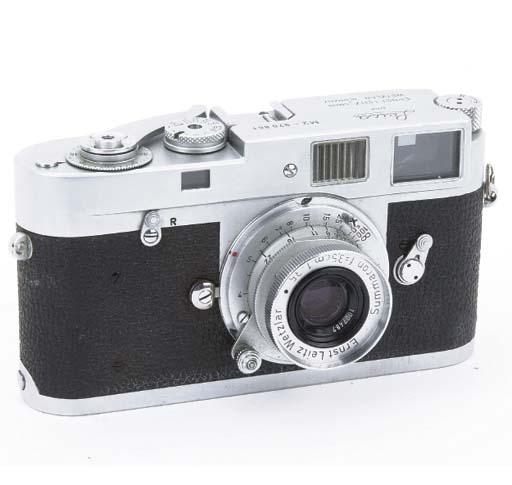 Leica M2 no. 970861