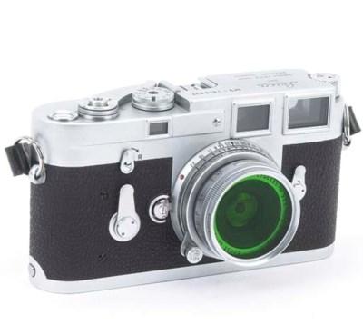 Leica M3 no. 1010937