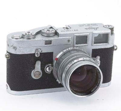 Leica M3 no. 1056784
