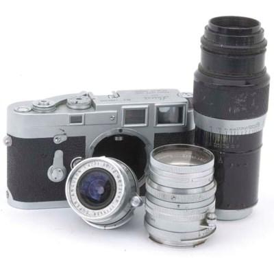 Leica M3 no. 1064565