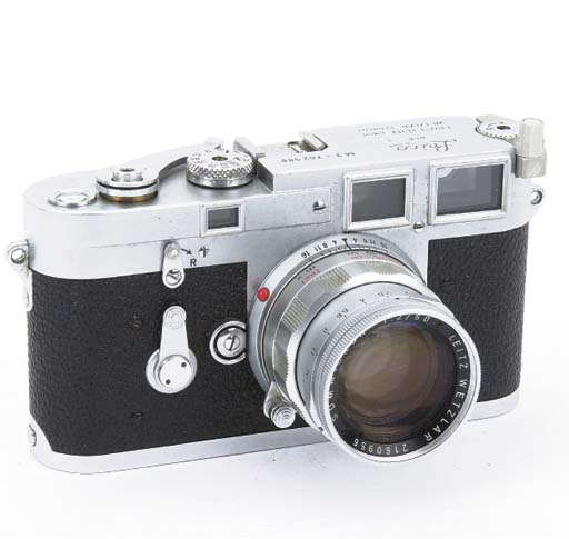 Leica M3 no. 702988
