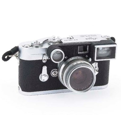 Leica M3 no. 784079