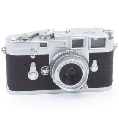 Leica M3 no. 806004