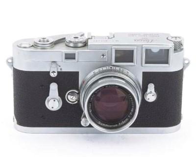 Leica M3 no. 817293
