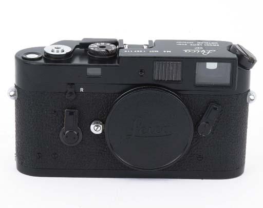 Leica M4 MOT no. 1267119
