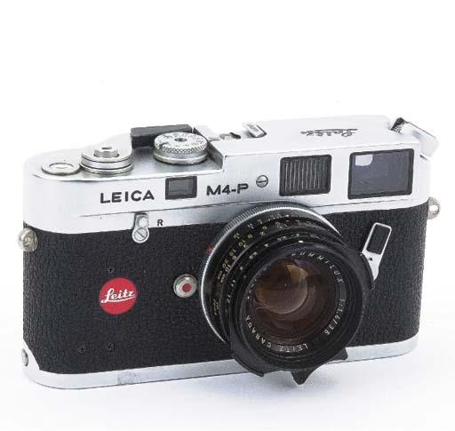Leica M4-P no. 1642658