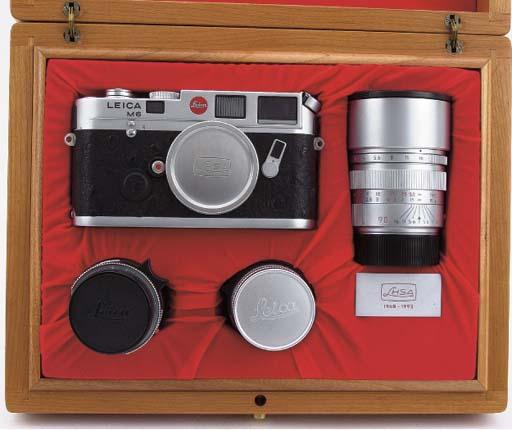Leica M6 LHSA no. no. 1938104