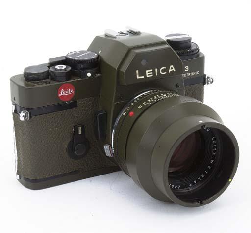 Leica R3 Safari no. 1468757
