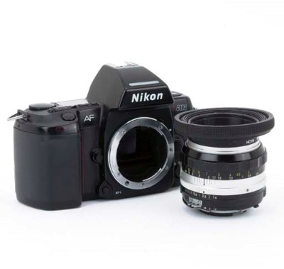 Nikon cameras and lenses
