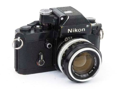 Nikon F2 no. 7210662