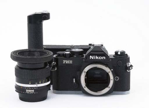 Nikon FM2 no. 7360458
