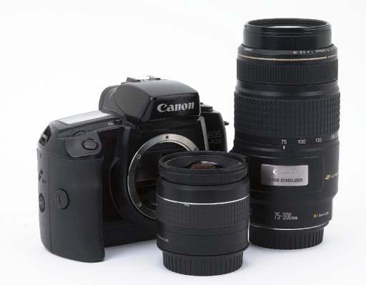 Canon EOSA2E no. 7803101