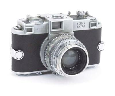 Kodak Ektra camera no. 3662