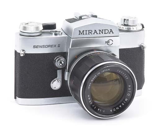 Miranda cameras